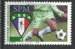 "SPM YT 798 "" Association Sportive "" 2003 Neuf** - Nuevos"