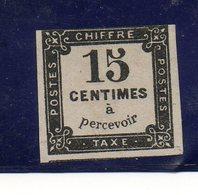 N°4 ** PLEINE GOMME SIGNE CALVE  UNE MARGE COURTE  COTE 225 E - Taxes