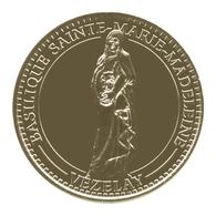 Monnaie De Paris , 2014 , Vezelay , Basilique Sainte Marie Madeleine , La Statue - Monnaie De Paris