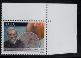 Giovanni Schiaparelli  étudie Mars Timbre ** Italie - Astrologie