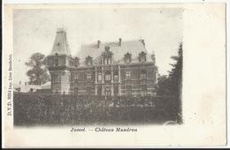 JUMET - Château Maudron - 1903 (DVD 8264) - Charleroi