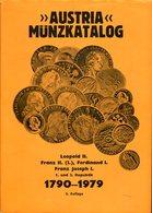 Austria Münzkatalog Leopold II., Franz II (I), Ferdinand I, Franz Joseph I, 1. Und 2. Republik  1790- 1979 - Numismatik