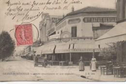 92 GRAND-MONTROUGE  Route Stratégique Et Rue Fénélon - Montrouge