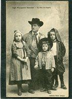 CPA - PLOUGASTEL - DAOULAS - Un Père De Famille - Plougastel-Daoulas