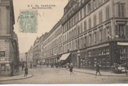 75 PARIS XVIIIe  Rue Doudeauville - Distretto: 18