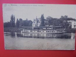 Wépion :Débarcadère Du Bateau (W70) - Namur
