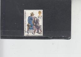GRAN BRETAGNA 1975 - Unificato 766 - J. Austen - Letteratura - 1952-.... (Elisabetta II)