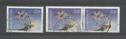 Finland 1994 Christmas Birds Y.T. 1240+1240a (0) - Usados