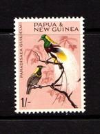 PAPUA  NEW  GUINEA    1964    Various  Designs    1/-  Salmon    MNH - Papua New Guinea