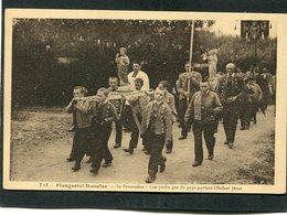 CPA - PLOUGASTEL - DAOULAS - La Procession - Les Petits Gas Du Pays Portant L'Enfant Jésus - Plougastel-Daoulas
