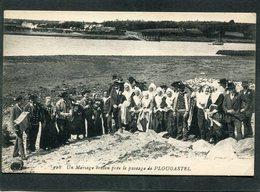 CPA - Un Mariage Breton Près Le Passage De PLOUGASTEL, Très Animé - Plougastel-Daoulas