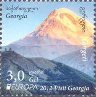 AR 2012  EUROPA CEPT, ARMENIA, 1 X 1v, Used - 2012