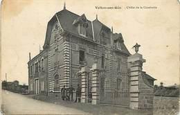 - Dpts Div -ref-AL758- Sarthe - Vallon Sur Gée - Chateau De La Gaucherie - Chateaux - - Autres Communes