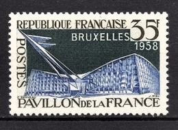 FRANCE 1958 -  Y.T. N° 1156 - NEUF** /3 - Neufs