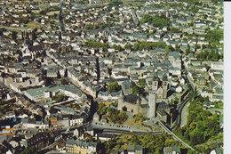 Ak Mayen, Eifel, Luftaufnahme - Mayen