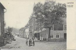 LA ROCHE ..-- Nels 26 , N° 228 . Hôtel Des Ardennes . - Wellin