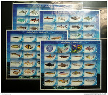 Thailand Stamp Personalized 2013 77 Thai Aquatic Animal Province (4) - Thailand
