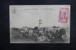 DJIBOUTI - Carte Postale - Le Marché Des Bois - L 40318 - Gibuti