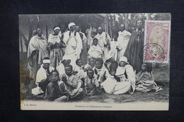 DJIBOUTI - Carte Postale - Chanteurs Et Chanteuses Indigènes - L 40319 - Gibuti