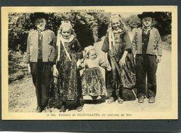 CPA - Enfants De PLOUGASTEL En Costume De Fête - Plougastel-Daoulas