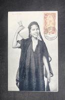 DJIBOUTI - Carte Postale - Fille Fellah - L 40320 - Gibuti