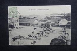 NOUVELLE CALÉDONIE - Carte Postale -Nouméa - Quartier D'Artillerie - L 40321 - New Caledonia