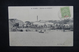 NOUVELLE CALÉDONIE - Carte Postale -Nouméa - Quartier De L'Artillerie - L 40322 - New Caledonia
