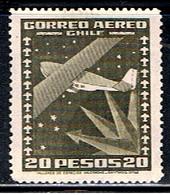 CHILI 346 // YVERT 46 // 1934-38 ... NUEVO - Chili