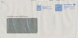BRD Hofheim Am Taunus Frankit 2019 Finanzamt Wappen Hessen Löwe - Briefe U. Dokumente