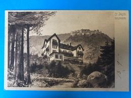 St.Odile Odilienberg 1900. Hôtel St Jakob - Sainte Odile