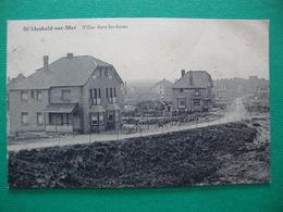 St.  Idesbald - Sur - Mer - Villas Dans Les Dunes - 1928 - Coxyde - Belgique