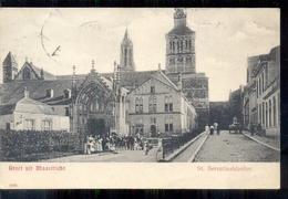Maastricht - St Servatiusklooster - 1907 - Maastricht