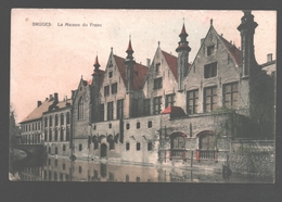 Brugge / Bruges - La Maison Du Franc - Gekleurd - Brugge