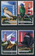 Cuba 2017 / Birds Lighthouses MNH Aves Faros Vögel Leuchttürme Oiseaux / Cu3600  18-27 - Pájaros