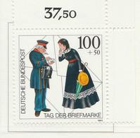 PIA -GER-  1993  : Giornata Del Francobollo  - Consegna Della Posta-  (Yv 1523) - Giornata Del Francobollo