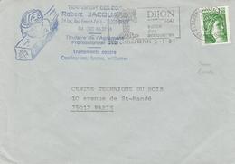 2101a 1.20f. Vert SABINE SANS BANDE De PHOSPHORE - 1977-81 Sabine De Gandon