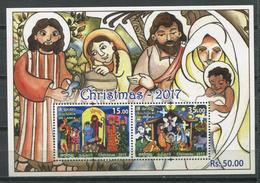 Sri Lanka 2017 / Christmas MNH Nöel Navidad Weihnachten / Cu9408  18-17 - Navidad