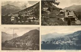 74 SAINT GERVAIS LES BAINS LOT DE 4 Cartes:Tête Noire Et Chaîne Des Fiz - Saint Gervais Et Le Mont-Joli - Saint-Gervais-les-Bains