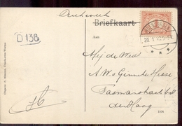 Hoensbroek - Langebalk - 1910 - Autres