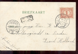 Limmen - Grootrond - 1906 - Pays-Bas
