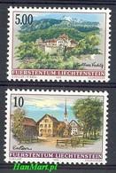 Liechtenstein 1996 Mi 1126-1127 MNH ( ZE1 LCH1126-1127 ) - Vacances & Tourisme