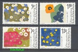 Liechtenstein 1996 Mi 1132-1135 MNH ( ZE1 LCH1132-1135 ) - Arts