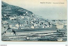 IMPERIA (Oneglia) - Panorama Da Ponente - Imperia