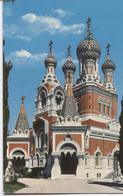 1972 Nice Niça Nissa Nizza - Cathédrale Orthodoxe Russe - Ed MAR 3442 - Monuments, édifices