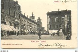 FERRARA - Piazza Della Cattedrale - Ferrara
