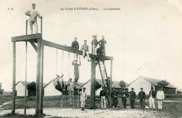 GYMNASTIQUE(AVORD) - Gimnasia