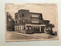 Carte Postale Ancienne (1951) Mont-dl'Enclus Kluisberg HOTEL DES SPORTS PATINAGE - Mont-de-l'Enclus
