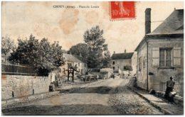 02 CHOUY - Place Du Lavoir - Other Municipalities