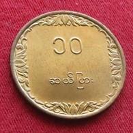 Myanmar 10 Pyas 1983 FAO F.a.o.  Burma Birmania - Myanmar