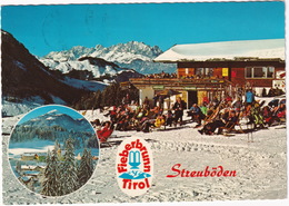 Fieberbrunn - Berggasthof 'Streuböden', (& Hotel-Pension 'Lindauhof') - Tirol - Fieberbrunn